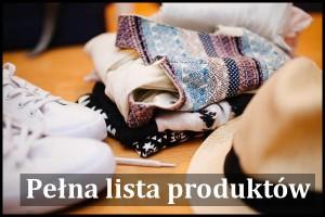 Amerskład Lista Produktów